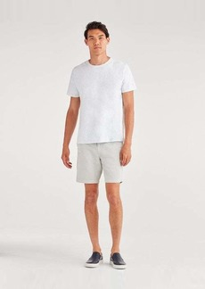 7 For All Mankind Slim Chino Short in Frost