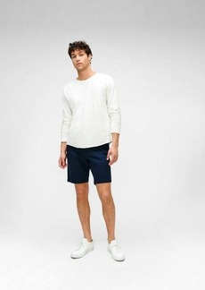 7 For All Mankind Chino Short in Navy