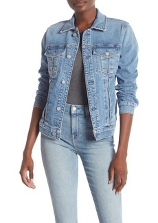7 For All Mankind Slim Classic Denim Jacket