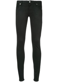 7 For All Mankind slim fit trousers