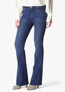 "7 For All Mankind Slim Illusion ""A"" Pocket Flare in Stunning Seville"