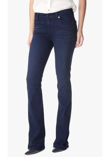 Slim Illusion Luxe Kimmie Bootcut in Luxe Rich Blue