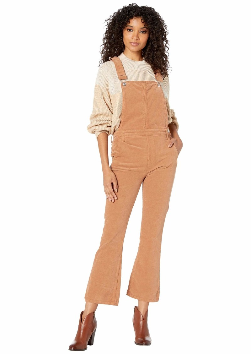 7 For All Mankind Slim Kick Overall