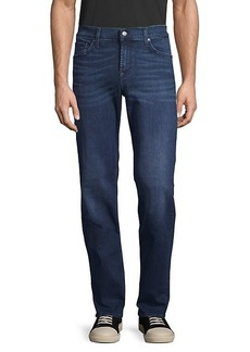 7 For All Mankind Slimmy Clean Pocket Straight Jeans