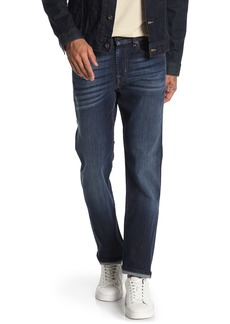 7 For All Mankind Slimmy Dark Washed Slim Jeans