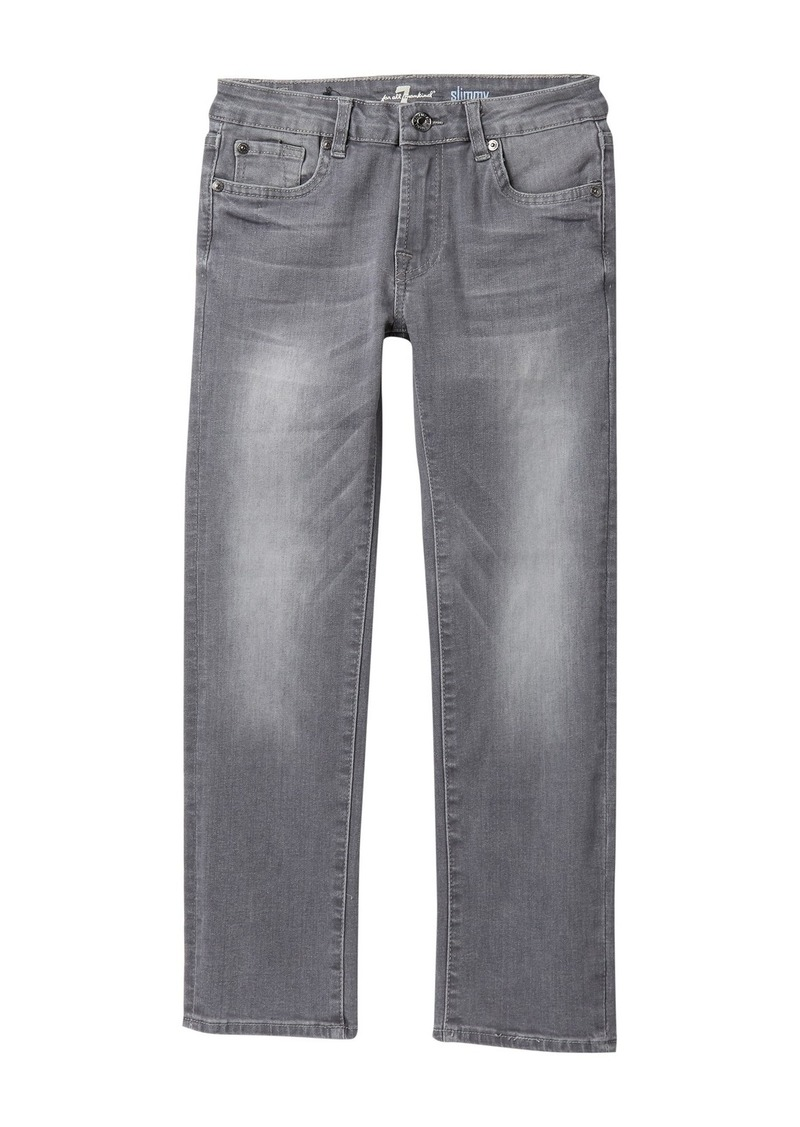 7 For All Mankind Slimmy Jeans (Big Boys)