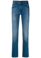 7 For All Mankind Slimmy Luxe straight-leg jeans