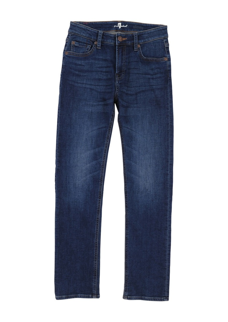 7 For All Mankind Slimmy Slim Fit Jeans (Little Boys)