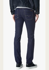7 For All Mankind Slimmy Slim Straight in Atlantic View