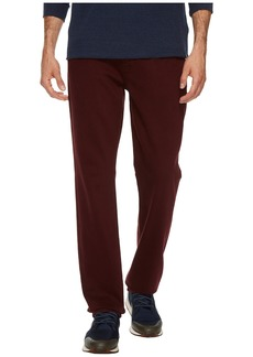 7 For All Mankind Slimmy Slim Straight in Oxblood