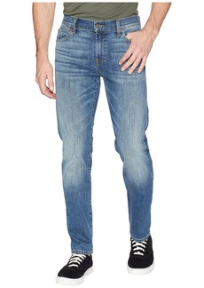 7 For All Mankind Slimmy Slim Straight Leg Luxe Performance in Gaston