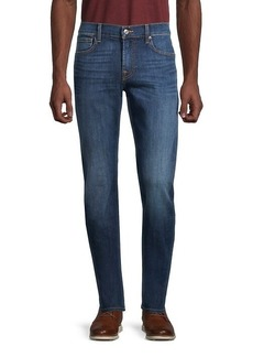 7 For All Mankind Slimmy Squiggle Slim-Fit jeans