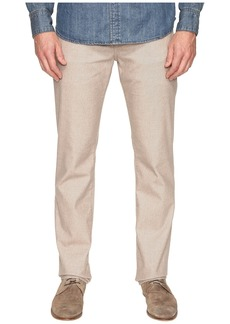 7 For All Mankind Slimmy w/ Clean Pocket in Brushed Melange Tan
