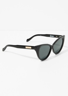 7 For All Mankind Sonix Kyoto Sunglasses in Black