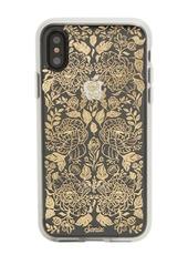 7 For All Mankind Sonix Secret Garden iPhone Case in Gold