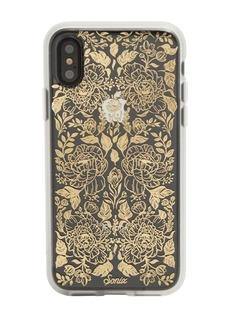 7 For All Mankind Sonix Secret Garden iPhone Case in Gold
