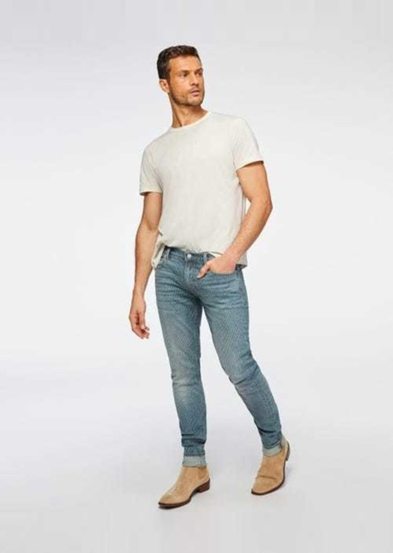 7 For All Mankind Stacked Skinny in Chaplin