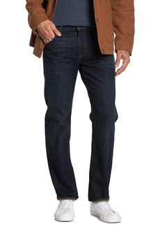 7 For All Mankind Standard Slim Straight Jeans