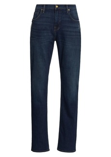 7 For All Mankind Straight Slim-Fit Jeans