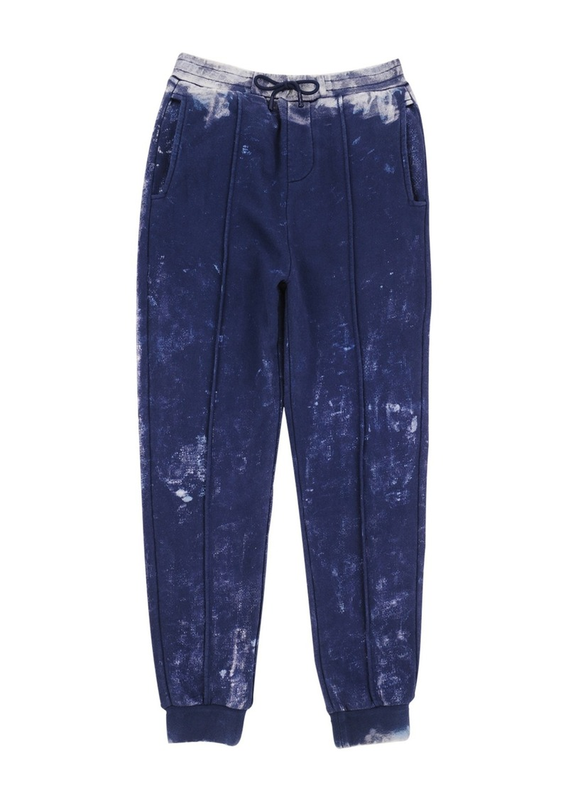 7 For All Mankind Stretch Denim Joggers (Little Boys)