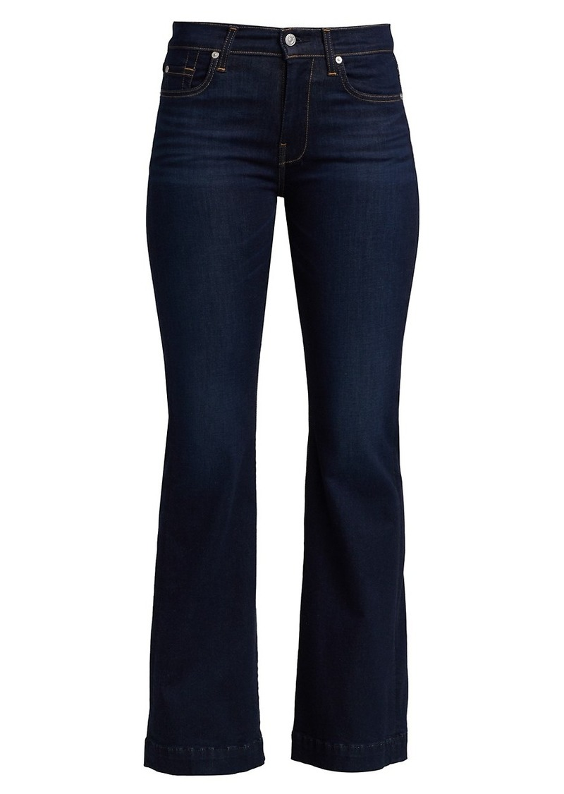 7 For All Mankind Tailorless Dojo Slim Illusion Jeans