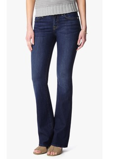 7 For All Mankind Tailorless Iconic Bootcut in New York Dark (Short Inseam)