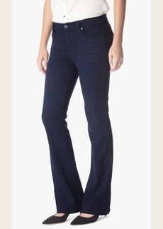 Tailorless Kimmie Bootcut in Slim Illusion Luxe Rich Blue (Short Inseam)