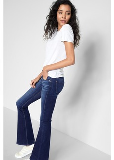 7 For All Mankind The Ali Flare in Dark Paradise
