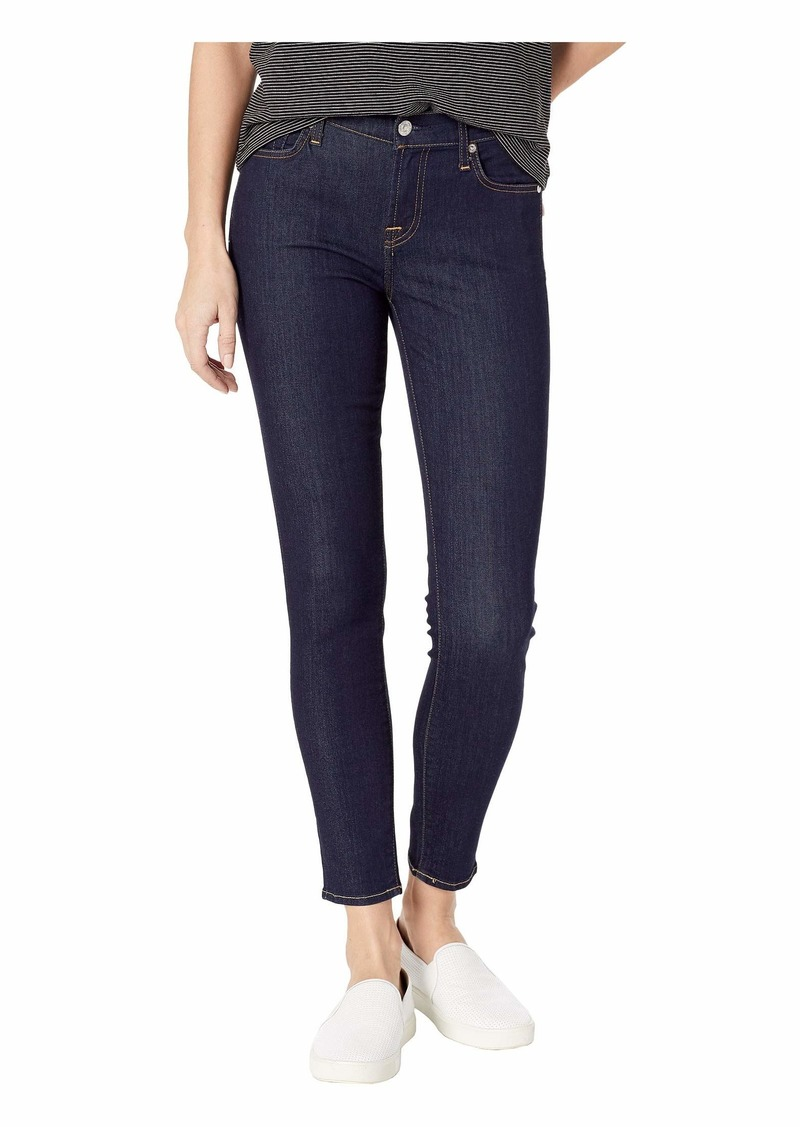7 For All Mankind The Ankle Skinny in B(Air) Clean Rinse