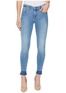 7 For All Mankind The Ankle Skinny w/ Trousers Shadow Hem in East Village