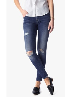 The Ankle Skinny With Destroy in High Street