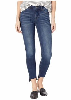 7 For All Mankind The Ankle Skinny with Step Hem - Released Back Only in B(Air) Authentic Chance