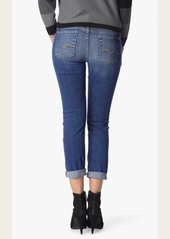 7 For All Mankind The Josefina Boyfriend with Knee Holes in Abbey Roads