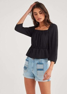 7 For All Mankind The Puff Sleeve Top