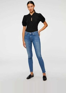 7 For All Mankind The Skinny in Sunlight Blue