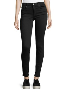 7 For All Mankind The Skinny Solid Jeans