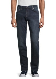 7 For All Mankind The Standard Standard-Fit Straight-Leg Jeans