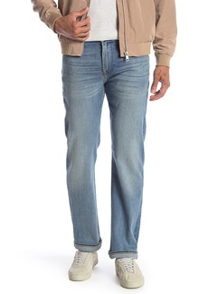 7 For All Mankind The Standard Straight Jeans