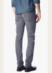 7 For All Mankind The Straight in Mercury Grey