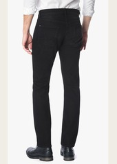 7 For All Mankind The Straight in Washed Black