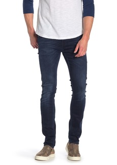 bde7a5dd 7 For All Mankind FoolProof Denim Paxtyn Skinny in Classic Indigo ...