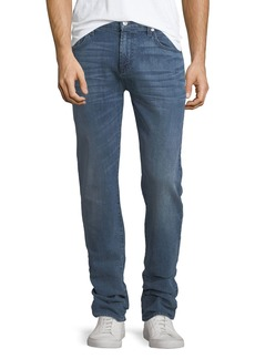 7 For All Mankind The Straight Slim-Leg Jeans