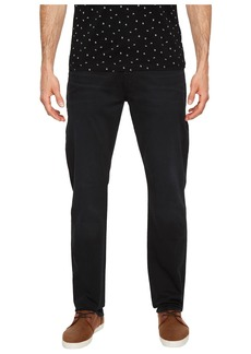 7 For All Mankind The Straight Tapered Straight Leg w/ Clean Pocket in Deep Sea