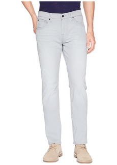 7 For All Mankind The Straight Tapered Straight Leg w/ Clean Pocket (Total Twill) in Mid Grey