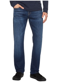 7 For All Mankind The Straight w/ Squiggle & Split Seam in Dimension