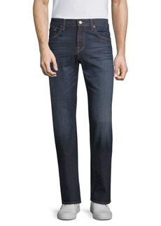 7 For All Mankind Unwound Straight Fit Jeans