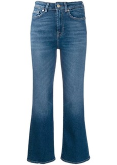 7 For All Mankind Vintage cropped jeans