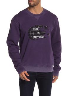7 For All Mankind Vintage Washed Sweatshirt