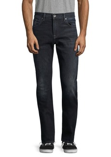 7 For All Mankind Whiskered Slim-Fit Jeans