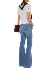 AG Adriano Goldschmied AG Jeans Farrah mid-rise flared jeans